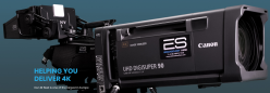 ES Broadcast hire